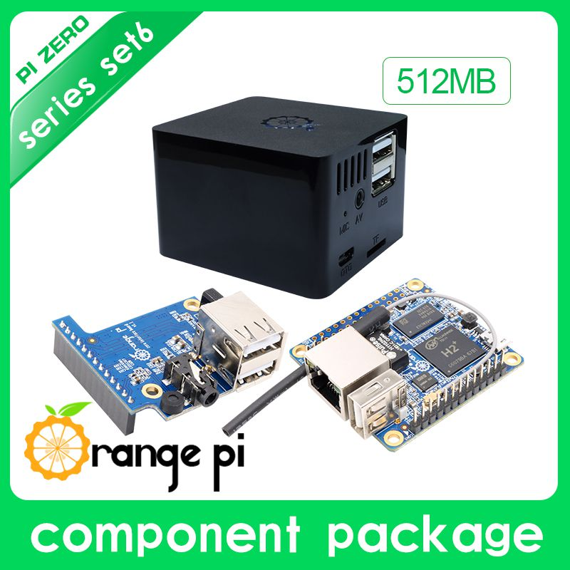 Orange Pi Zero Set